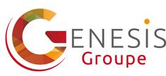 GENESIS Groupe – ESN – SSII- Entreprise de services du Numérique Lyonnaise Rhône Alpes 69000 Logo